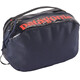 Patagonia Black Hole Cube Toiletry Bag Small Navy Blue w/Paintbrush Red